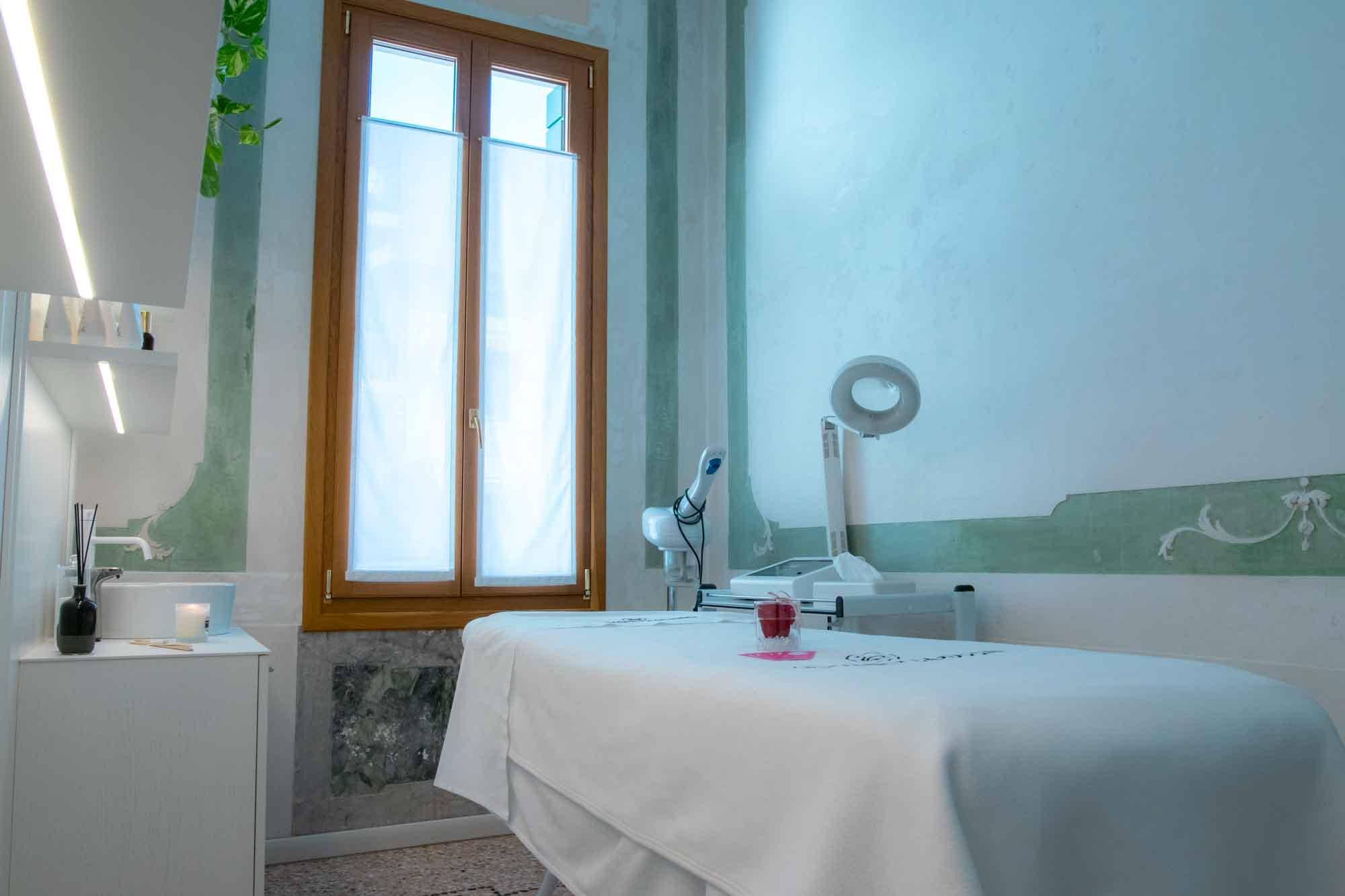 Estetica Shanty Postazione massaggi