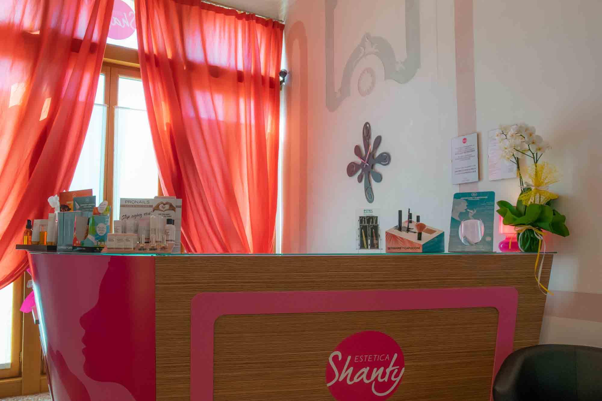 Estetica Shanty Receptions