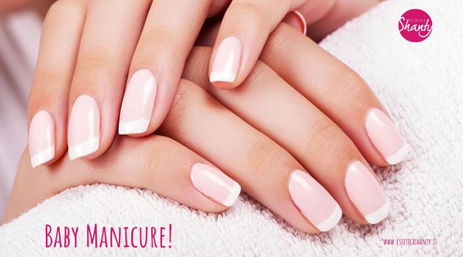 Baby Manicure: unghie e cuticole perfette!