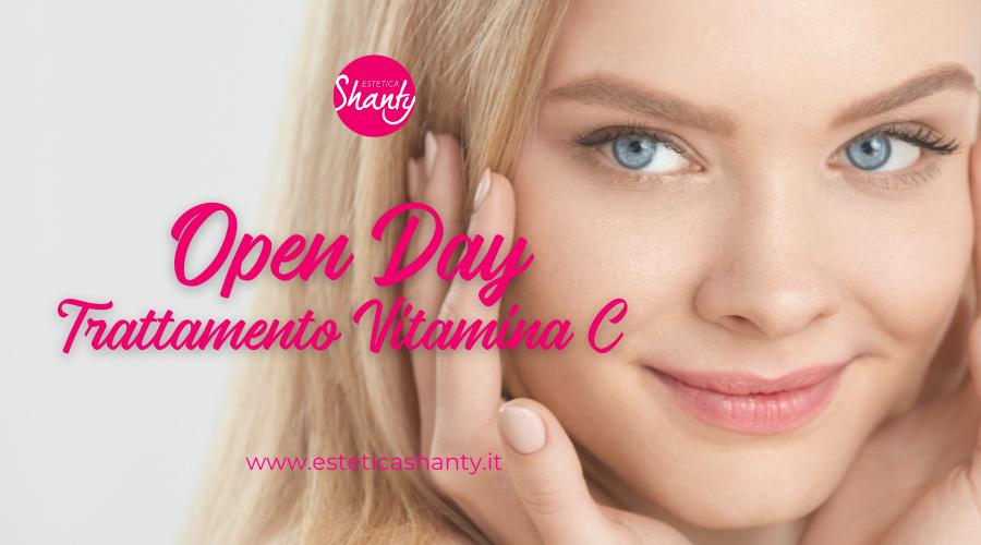 Open Day Trattamento Vitamina C